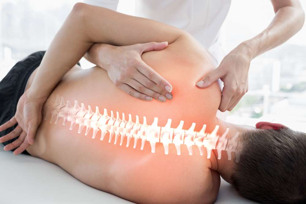 Physiotherapy with Spine