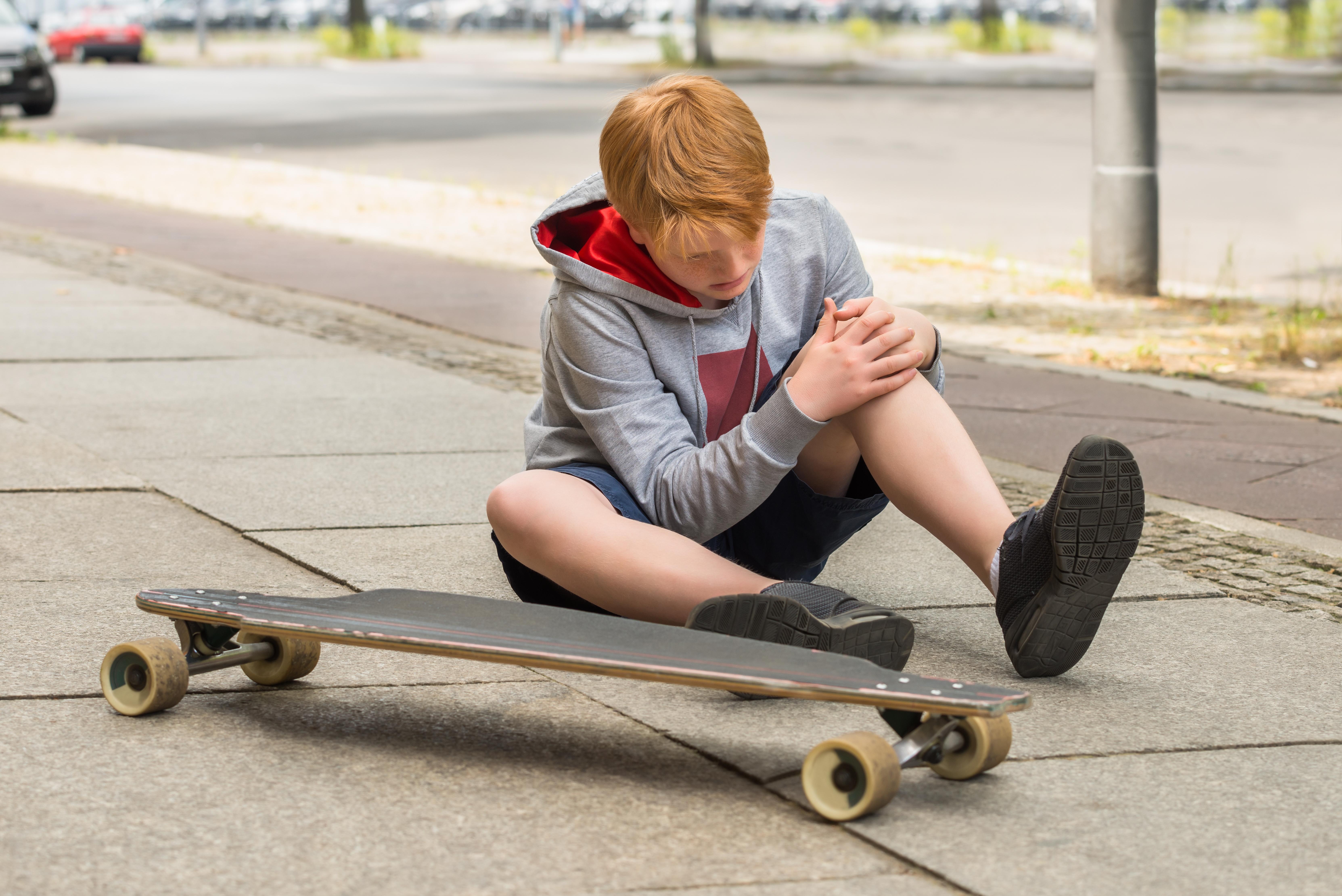 Adolescent Knee Injury Blog